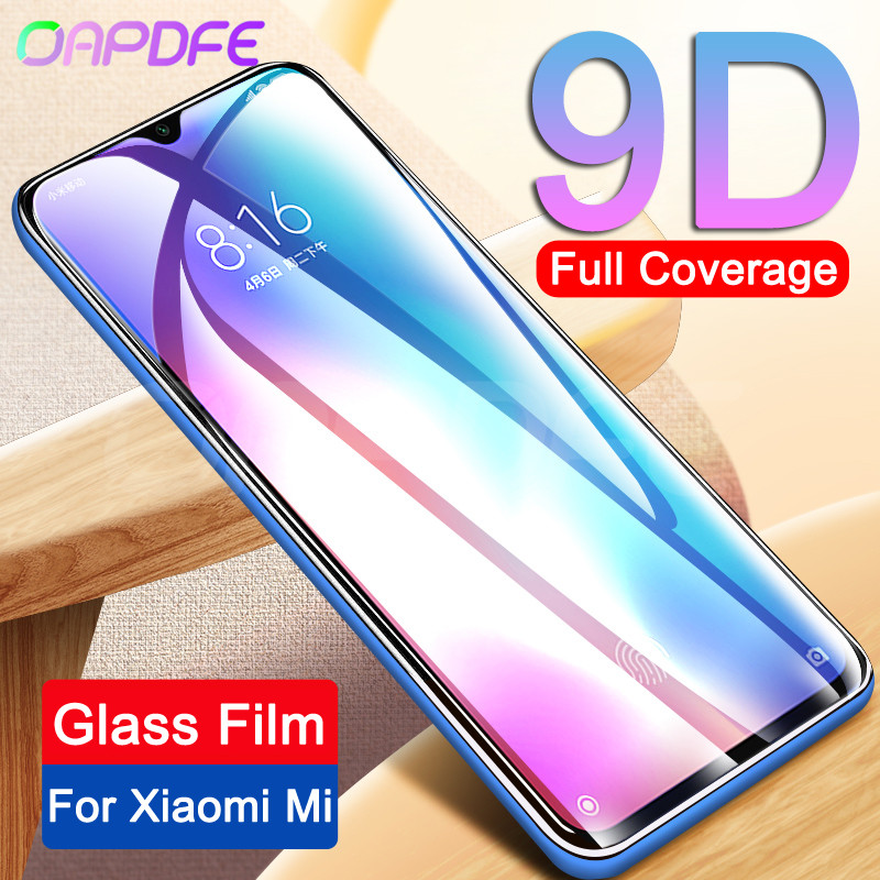 9D Protective <font><b>Glass</b></font> For <font><b>Xiaomi</b></font> Mi 9 SE CC9 CC9E Tempered <font><b>Glass</b></font> For Mi 8 SE <font><b>A1</b></font> A2 A3 Lite Pocophone F1 <font><b>Screen</b></font> <font><b>Protector</b></font> Film image