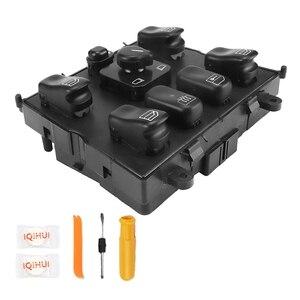 De energía para ventana maestra compatible con el interruptor para Mercedes-Benz ML320 W163 ML400 ML430 1998-2005 de 1638206610