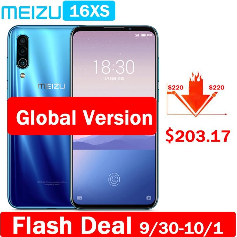 "Global ROM Meizu 16XS 6GB RAM 16 XS Smart Telefoon Snapdragon 675 6.2 ""48MP Triple Camera AI Front 16MP 4000mAh GPS wifi-in Mobiele Telefoons van Mobiele telefoons & telecommunicatie op AliExpress - 11.11_Dubbel 11Vrijgezellendag 1"