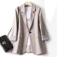 Новинка 2020 женские деловые костюмы Женская рабочая куртка