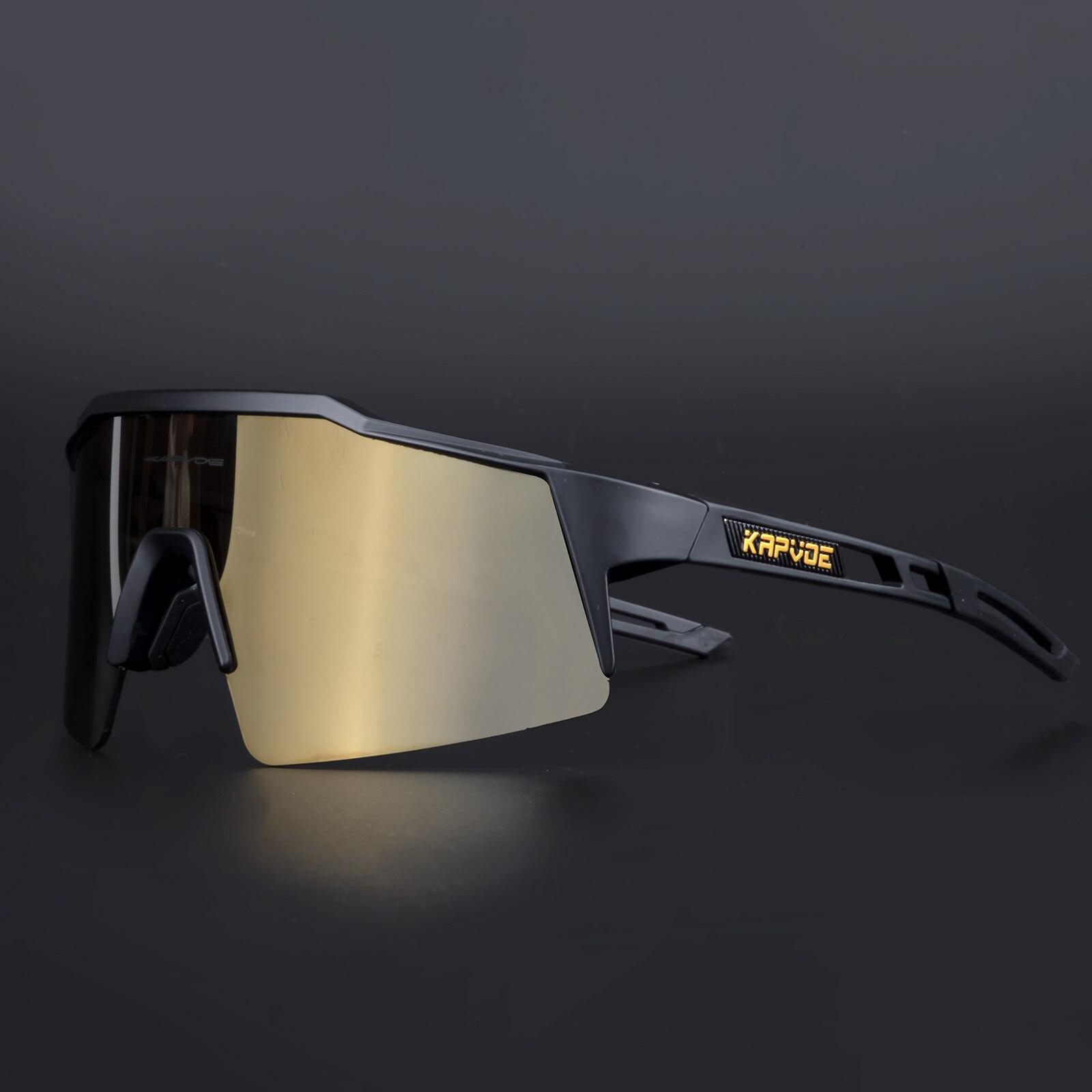 Gafas ciclismo Kapvoe (diseño 100%)