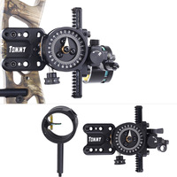 Single needle Sighting Compound Bow And Arrow Archery Equipment Outdoor hunting Use Bow Sight Bow Accessories High Quality