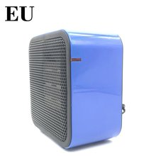 цена на 500W Mini Electric Heater Portable Home Dormitory Office Heater Electric Fan Heater Air Heating Space Winter Warmer Fan 110V