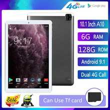 Wifi Tablets Bluetooth Android Dual-Camera MP 128G 6G Ten-Core Hot-Sale IPS 4G