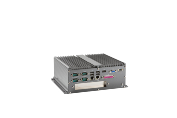 цена на Fanless mini pc industrial computer I3 I5 I7 with PCIE 6 USB Dual Gigabit Lan 6 COM HDMI  Mini Industrial PC With 1xPCIE