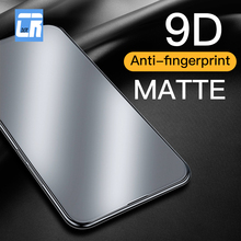 9D Matte Protection Tempered Glass for Xiaomi Redmi Note 8 7 6 5 K20 Pro K30 8A 7A 4X GO S2 Anti-fingerprint Screen Protector