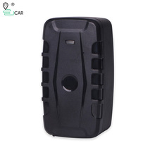 GPS Locator Vehicle-Tracker Magnets Drop-Shock-Alarm 20000mah 240 LK209C Waterproof Standby