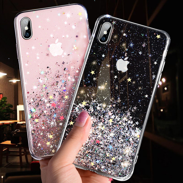 Luxury Bling Case for iPhone SE (2020) 3