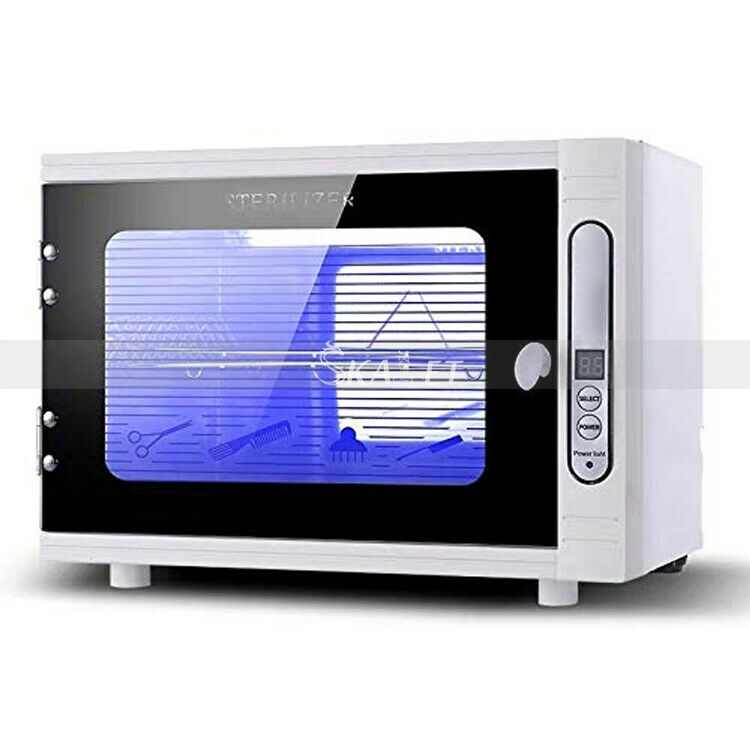 UV Sterilizer Box Mini UV Ozone Double Disinfection Cabinet Personal Sanitizer Household Disinfection Esterilizador