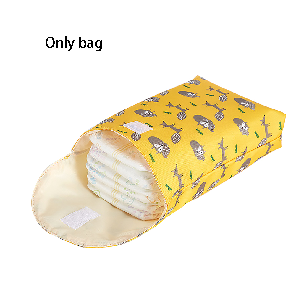 Mummy For Swimmers Portable Reusable Clothes Wet Dry Multifunctional Tote Baby Care Organizer Waterproof Small Nursing Nappy Bag