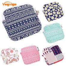 Vogvigo Napkin Towel Home Storage Bags Women Coin Purse Comestic Bags Credit Card Organizer Holder Bag Household Organization
