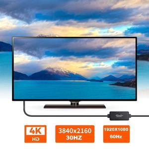 Image 5 - نشط 4K HDMI إلى ديسبلايبورت 1.2 محول كابل محول 1.8 متر HDMI في DP خارج