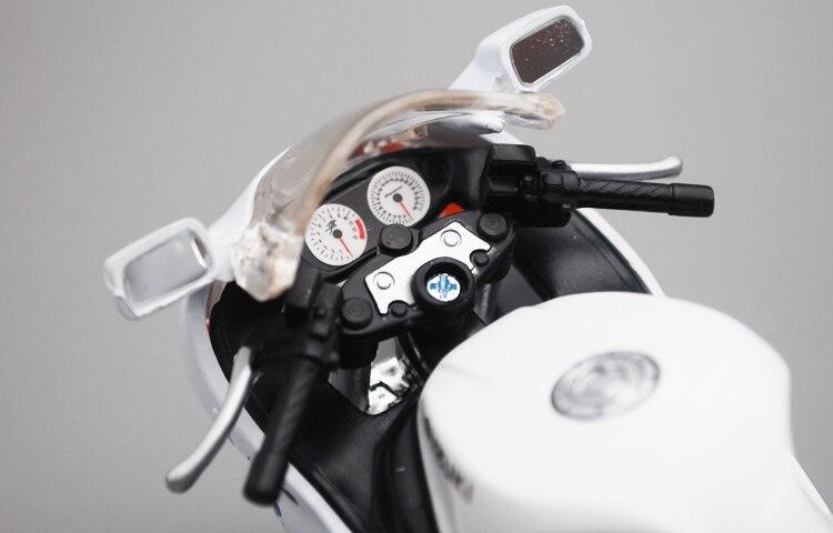 Image 3 - Maisto 1/12 Suzuki GSX1300R Motorcycle Motorbike Diecast Display Model Toy For Kids Boys GirlsDiecasts & Toy Vehicles   -