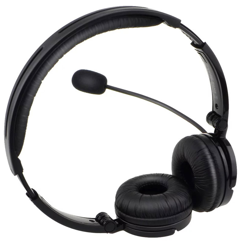 Trucker Bluetooth Headset With Microphone Noise Reduction On Ear Blutooth Headphone For Home Office Online Class Pc Call Center Bluetooth Earphones Headphones Aliexpress