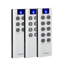 433 Mhz universel sans fil télécommande commutateur 6/8/10 bouton RF émetteur contrôle de verrouillage électronique bricolage smart home