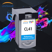 Unismar CL41 캐논 CL 41 Pixma iP1200 iP1800 iP1900 iP1600 MX300 MX310 MP160 MP140 6210D 6220D 6310D 6320D
