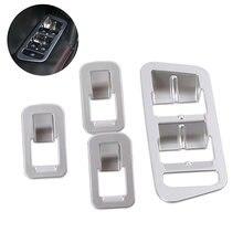 4 шт накладки на панель автомобильного стеклоподъемника для