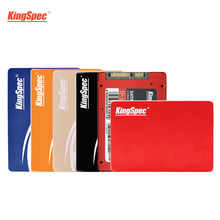 KingSpec-Disco rígido 2,5 polegadas SSD SATA, 32GB 64GB 90GB 120GB 240GB 1TB 128GB 180GB 256GB 360GB 480GB 512GB 960GB