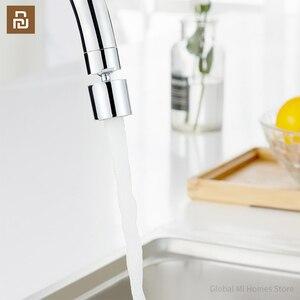 Image 3 - DABAI mutfak musluk havalandırıcı su difüzör Bubbler çinko alaşımlı su tasarrufu filtre memesi musluk bağlantısı çift modlu