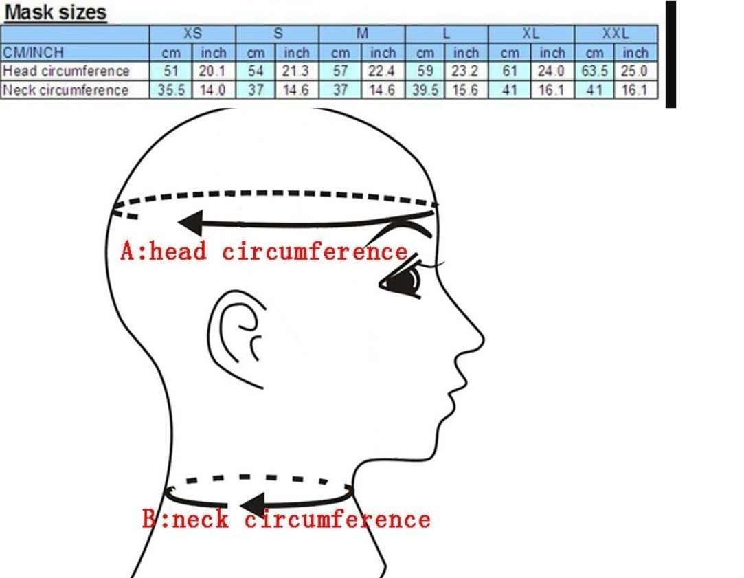 Латексный капюшон с двойным блондином конский хвост парики косичка красивая девушка резиновый головной убор маска БДСМ секс взрослые игры маска bdsm БДСМ мужчины