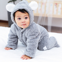 2019 Winter New Style Lucky Child Romper Kid Clothes Newborn 0-3 Months 0-12 Baby Girl A350