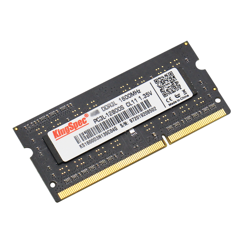 KingSpec ddr3 8GB 4GB <font><b>RAM</b></font> Memoria <font><b>Ram</b></font> Für <font><b>Laptop</b></font> <font><b>ddr</b></font> <font><b>3</b></font> 1600MHz <font><b>ram</b></font> ddr3 4gb 8gb Notebook image