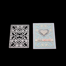 New frame metal cutting dies craft mould for DIY scrapbooking albulm photo handcraft paper card making new metal die cut circle frame metal cutting dies for card making scrapbooking diy albulm photo decorative paper craft die cut new arrival 2019