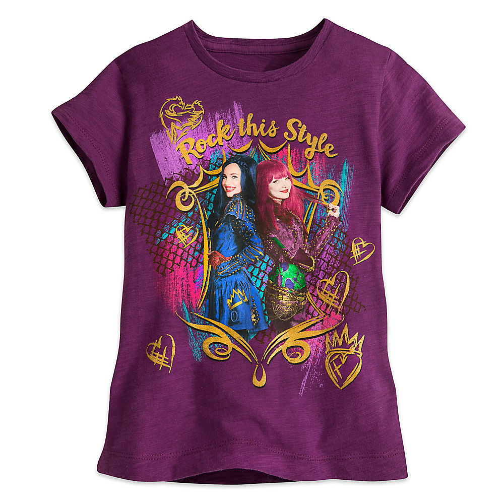 Store Tee For Girls Descendants 2