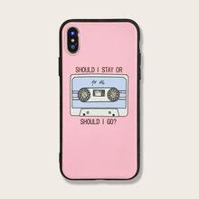 Черный чехол для iphone 7 p/xr/x/xs/11/11 pro max защитный из