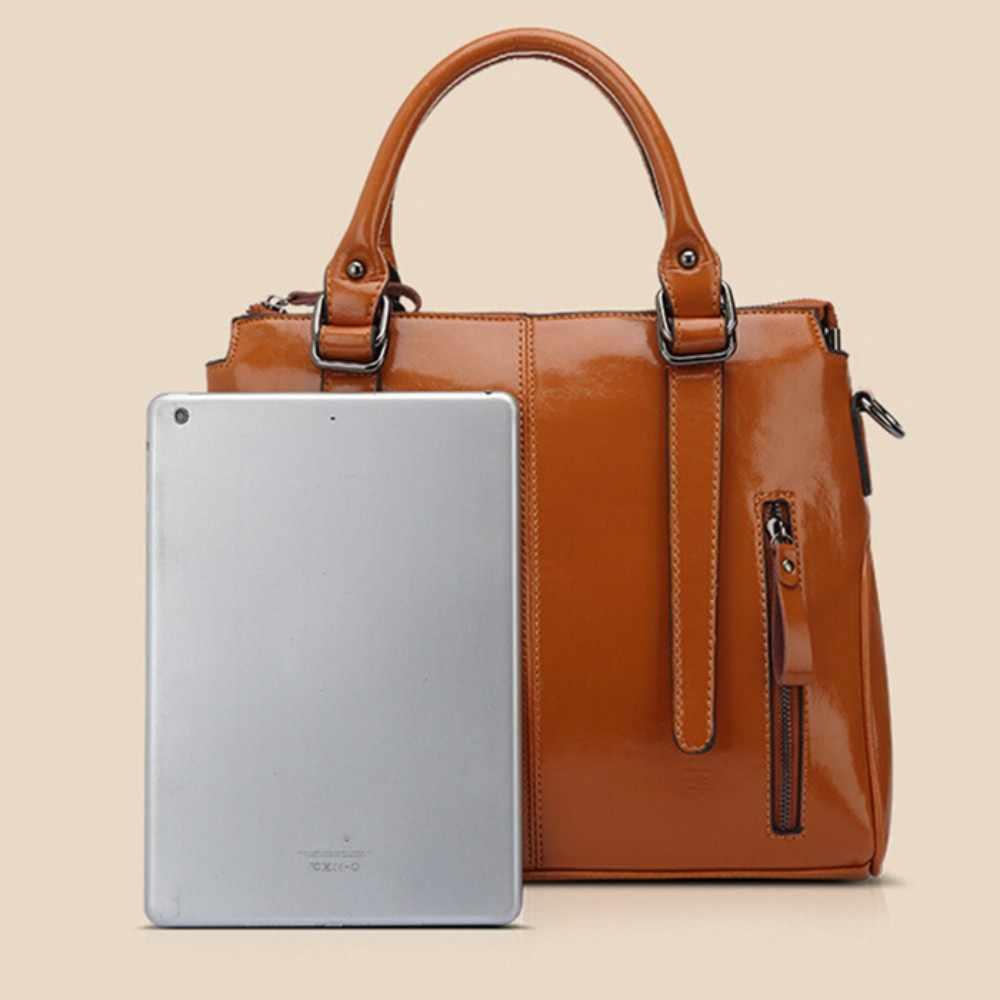 100% Hakiki deri Kadın çanta 2019 Yeni marka tasarım askılı çanta moda bayanlar Crossbody Çanta ünlü marka çanta