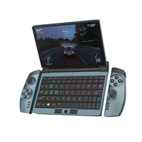 One Gx1 New Gamepad Game Player PC Mini Gaming Quad Core i5 10210Y 7 IPS Screen Tablet PC Laptop Backlit keyboard 4G/Wifi