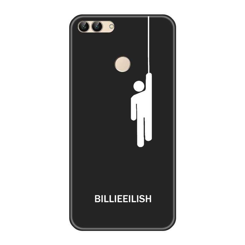 الهاتف حافظة لهاتف Huawei P8 P9 P10 P20 لايت 2017 سيليكون لينة بيلي Eilish الغطاء الخلفي لهواوي P9 P10 P الذكية زائد P20 لايت برو