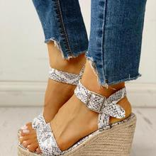 New 2020 Women Shoes Platform Sandals Women Peep Toe High We