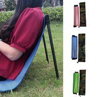 עם משענת נייד עמיד למים ווקר קמפינג כיסא עצלן מתקפל כיסאות עצלנים פיקניק לחות הוכחה ספה מתנפחת כיסא W1|כלי גינה|   -