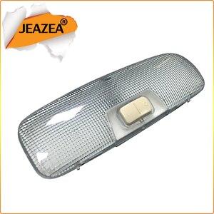Image 1 - JEAZEA רכב סטיילינג 8A6A13776CA פנים קריאת אור מנורת כיפת מנורת אות אחת כפתור עבור פורד פוקוס פיאסטה מונדיאו 2005 2014