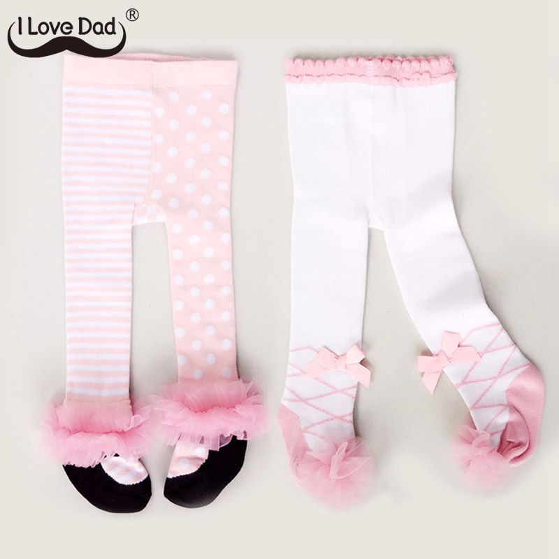 Lovely Spring Baby Tights