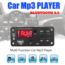 mp3 player Bluetooth 5.0 MP3 decoder board card reader module audio accessories with FM radio