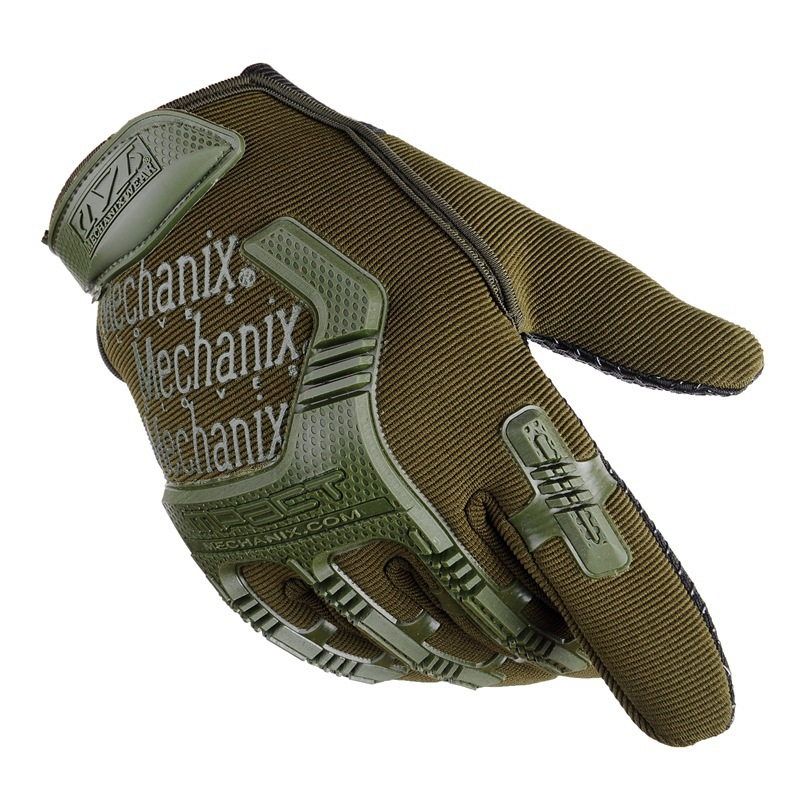 SEALs Tactical Full Finger Summer Outdoor Long Finger Men's Fighting Training Special Forces Slip-proof Gloves
