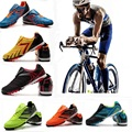 Sapatos de ciclismo mtb bicicleta de estrada dos homens das sapatilhas das mulheres sapatos de bicicleta de montanha não-bloqueio de lazer sapatos de bicicleta atlética