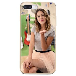 Силиконовый чехол для Samsung Galaxy S6 S10E S10 Edge Lite Plus Core Grand Prime Alpha J1 mini Violetta Martina Stoessel
