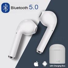 i7s TWS Mini Bluetooth Earphone in-ear Earbuds Headset wireless headpho