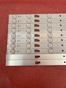 Image 5 - 10 uds/lote tira de LED para iluminación trasera para D32TS7202 32HR331M09A5 V1, 9LED, 577mm, novedad