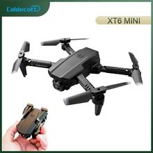 RC Drone Camera Quadcopter Wifi Mini 1080P Gift Fpv Dual HD XT6 Toy Altitude-Hold Air-Pressure