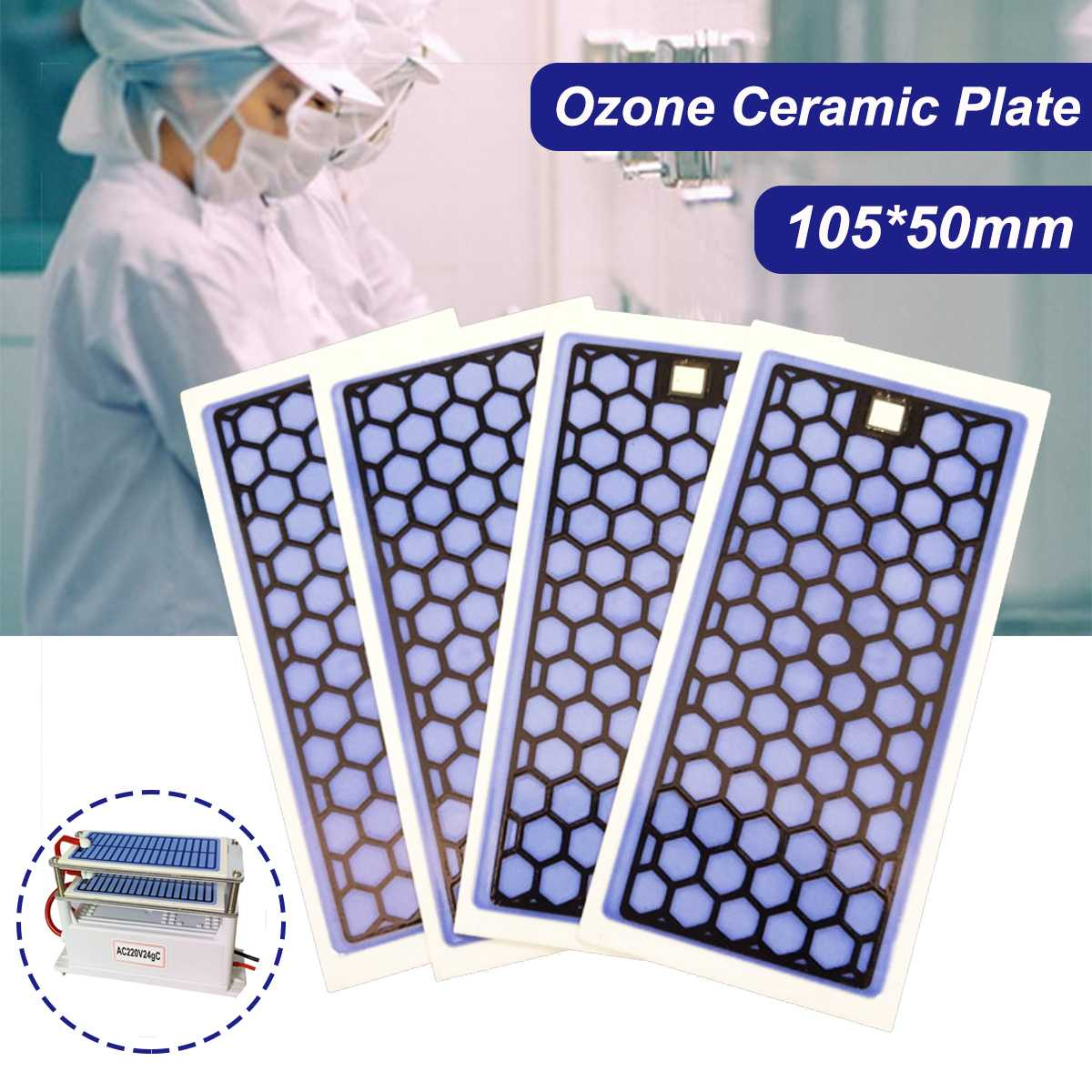 Ozone Generator  5g Ceramic Plate Home Air Purifier Ozonizador Ozonator Air Cleaner Ozon Generator Ozonizer Sterilization Odor