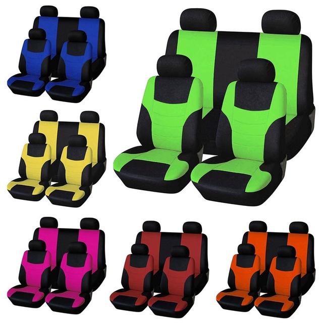 Universal Car Seat Covers Interior Accessories