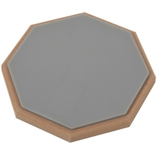 New Hot 8 Inch Rubber Wooden Dumb Drum Practice Training Drum Pad for Jazz Drums Exercise for Percussion Instruments Parts&Acces 10 inch dumb drum practice jazz drums exercise training abs drum pad with drum sticks and