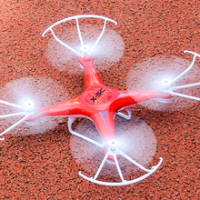 2020 Popular X5C Children's Electric Remote Control Aircraft Toy Charging Four Axis Aircraft Crash Resistant UAV 2018 new helicopter x5c aircraft four axes drone aircraft wifi real time remote control shipping from russia