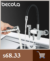 He20d75677a5c4b2fa2ee38c3baa0a919o Newly Arrived Pull Out Kitchen Faucet Rose Gold and White Sink Mixer Tap 360 Degree Rotation Kitchen Mixer Taps Kitchen Tap