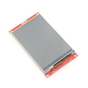 Image 3 - 4,0 дюймовый 480*320 MCU SPI серийный TFT ЖК модуль экран с сенсорной панелью со встроенным драйвером ST7796S
