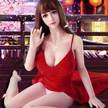 Najnowszy 158cm silikonowy seks lalka Sexy piersi Ass Top Beauty realistyczne zabawki dla dorosłych Oral pochwy odbytu miłość lalki dla mężczyzn tanie tanio NoEnName_Null CN (pochodzenie) Sex lalki Silica gel